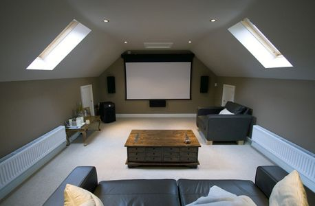 Living Space Home Extension