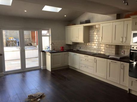 Kitchen Home Extension